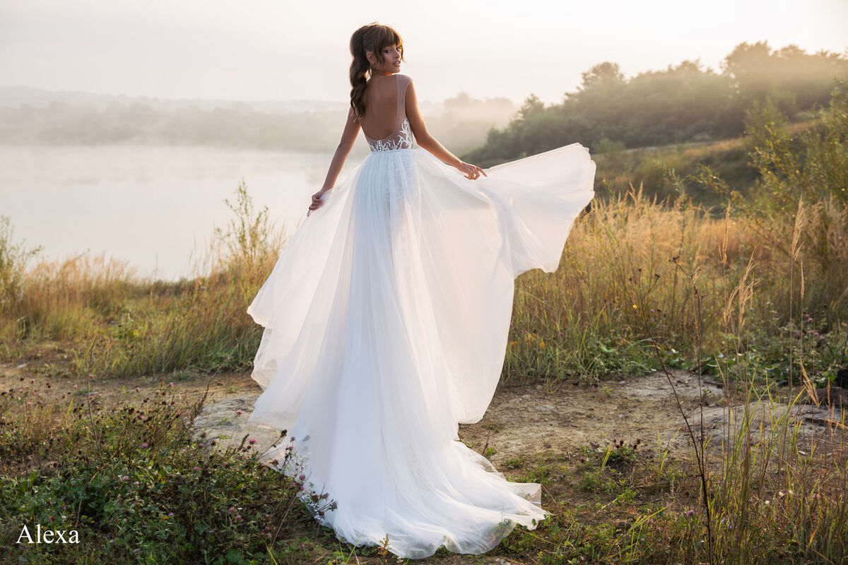 Свадебный салон Aivi Свадебное платье Alexa (New Collection) - фото 4