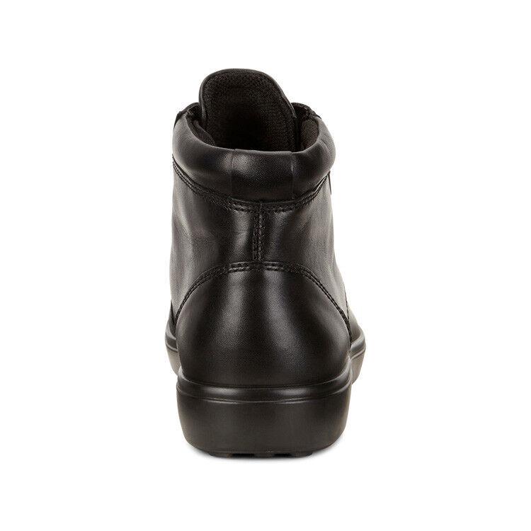 Обувь мужская ECCO Кеды высокие SOFT 7 430374/21001 - фото 5