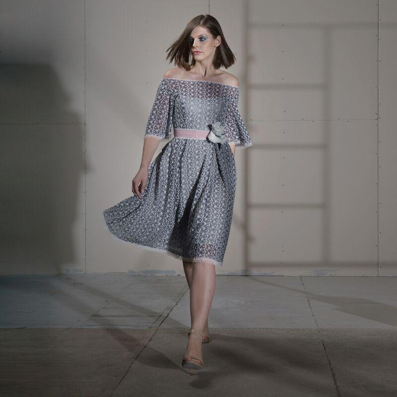 Платье женское Mozart Платье s19187 - фото 1