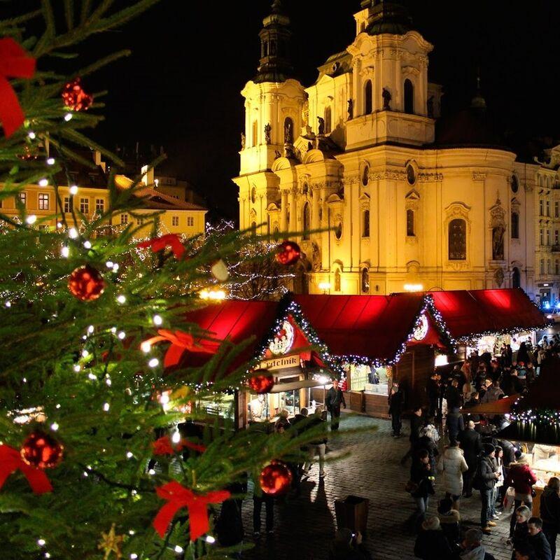Туристическое агентство Респектор трэвел Автобусный экскурсионный тур «Новый год 2018 в Праге с посещением Вены и Дрездена» - фото 1