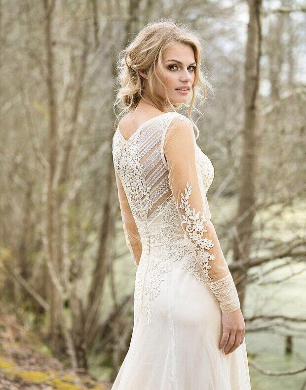 Свадебное платье напрокат Lillian West Свадебное платье Ainsley - фото 2