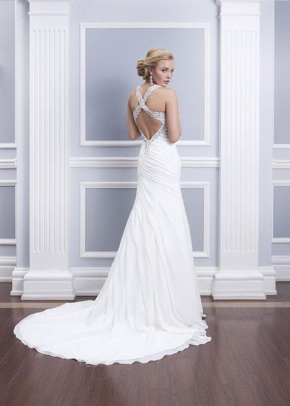 Свадебное платье напрокат Lillian West Платье свадебное «Annabelle» - фото 2
