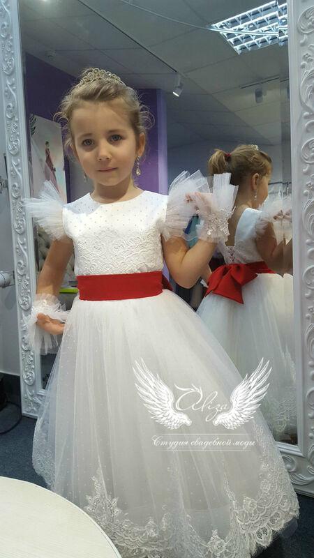 """Платье детское ALIZA детское платье """"Луиза 2"""" - фото 3"""