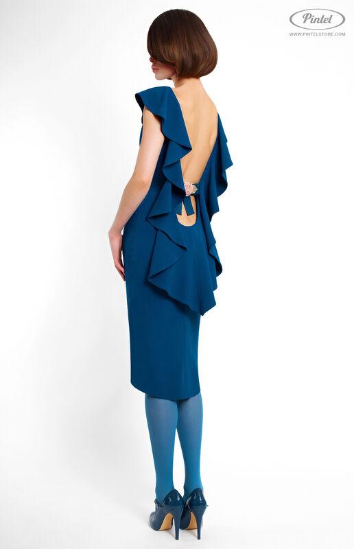 Платье женское Pintel™ Облегающее платье Olimma - фото 3