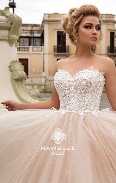 Свадебное платье напрокат Vanilla room платье свадебное Лолита 17008 - фото 2