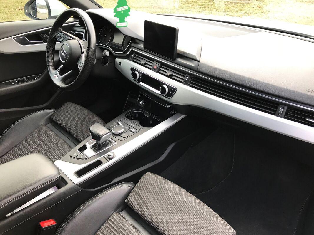 Прокат авто Audi A4 B9 S-line 2017 - фото 5