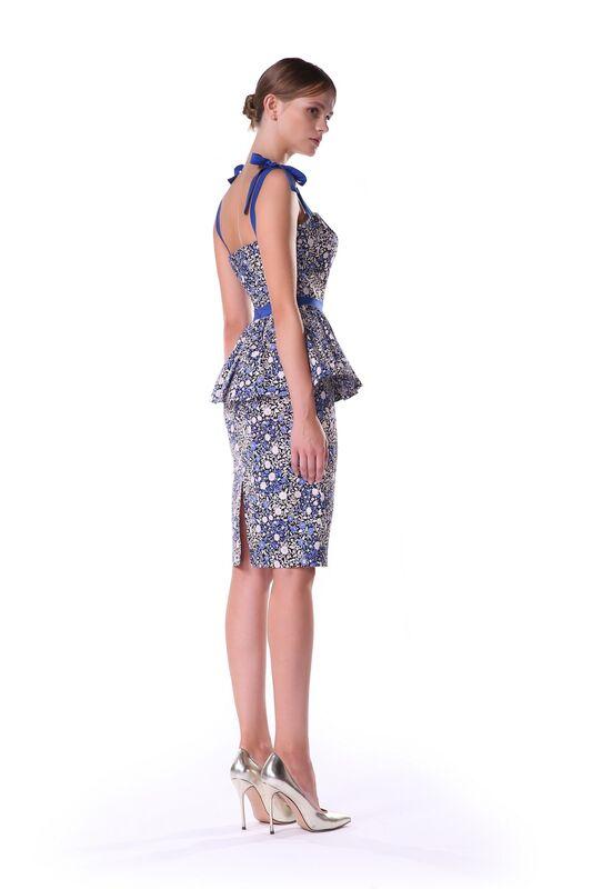 Платье женское Isabel Garcia Коктейльное платье BN1293 - фото 2