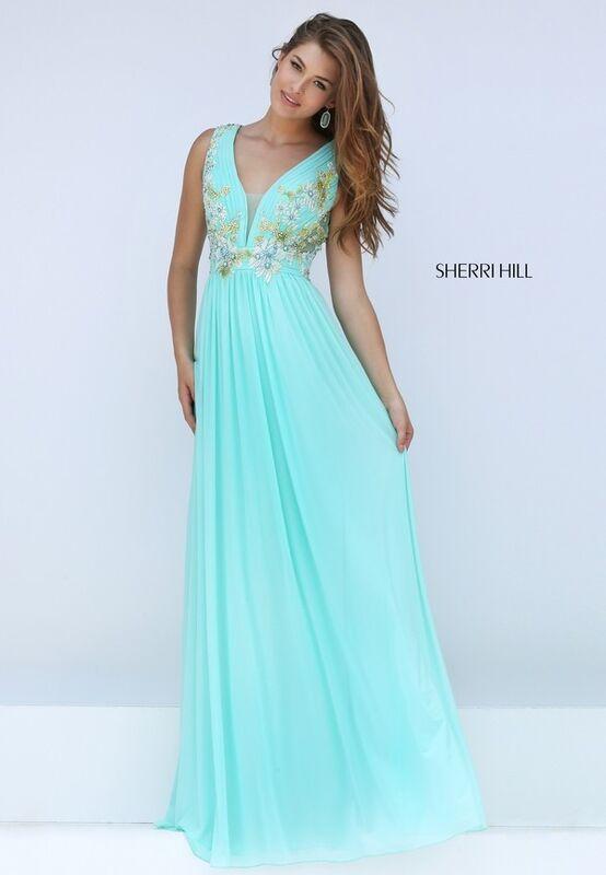 Платье женское Sherri Hill Вечернее платье 50252 - фото 1