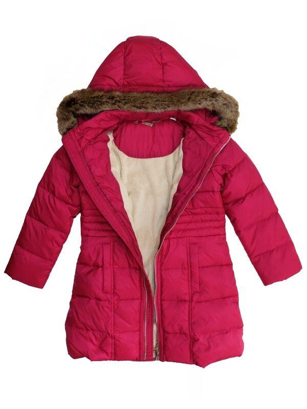 Верхняя одежда детская Sarabanda Куртка для девочки 0.N466.90 - фото 2