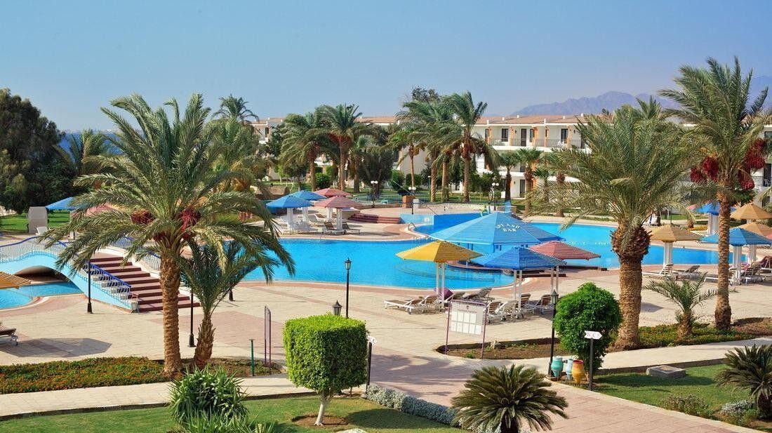 Туристическое агентство Санни Дэйс Пляжный авиатур в Египет, Сафага, Riviera Plaza Abu Soma 4* - фото 4