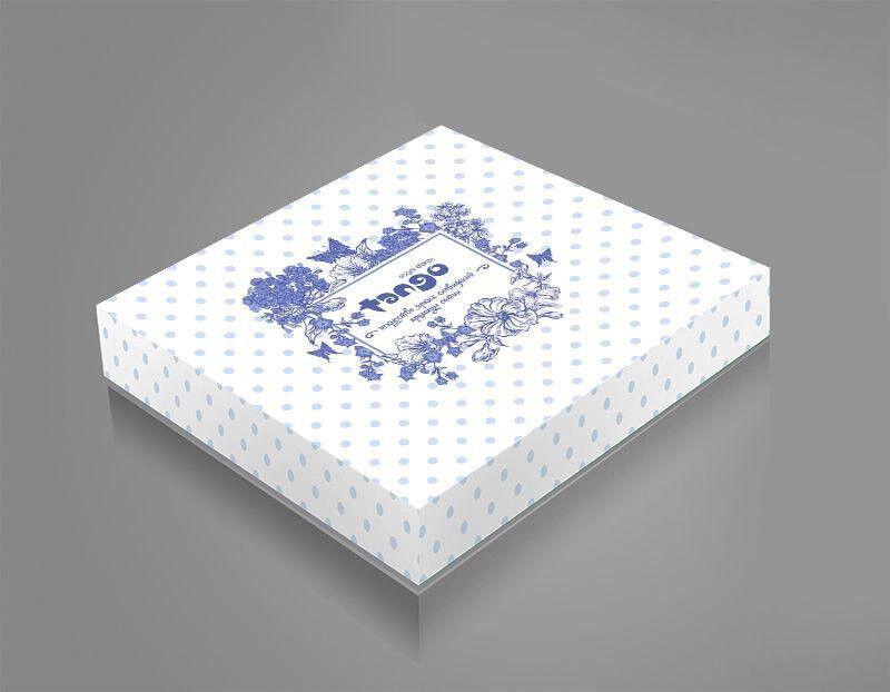 Подарок Tango Сатиновое постельное белье 2 сп TPIG2-100-50 - фото 2