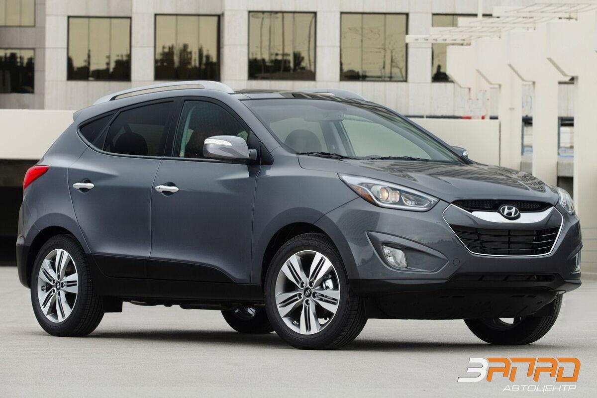 Аренда авто Hyundai Tucson - фото 1