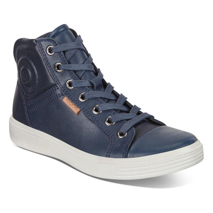 Обувь детская ECCO Кеды высокие S7 TEEN 780003/01303 - фото 1