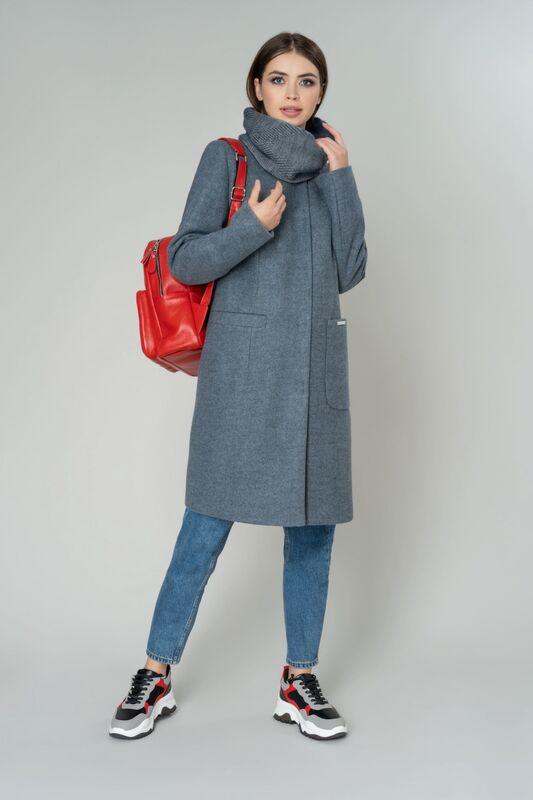 Верхняя одежда женская Elema Пальто женское демисезонное 1-9044-1 - фото 1