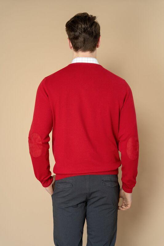 Кофта, рубашка, футболка мужская Etelier Джемпер мужской  tony montana T2001 - фото 3