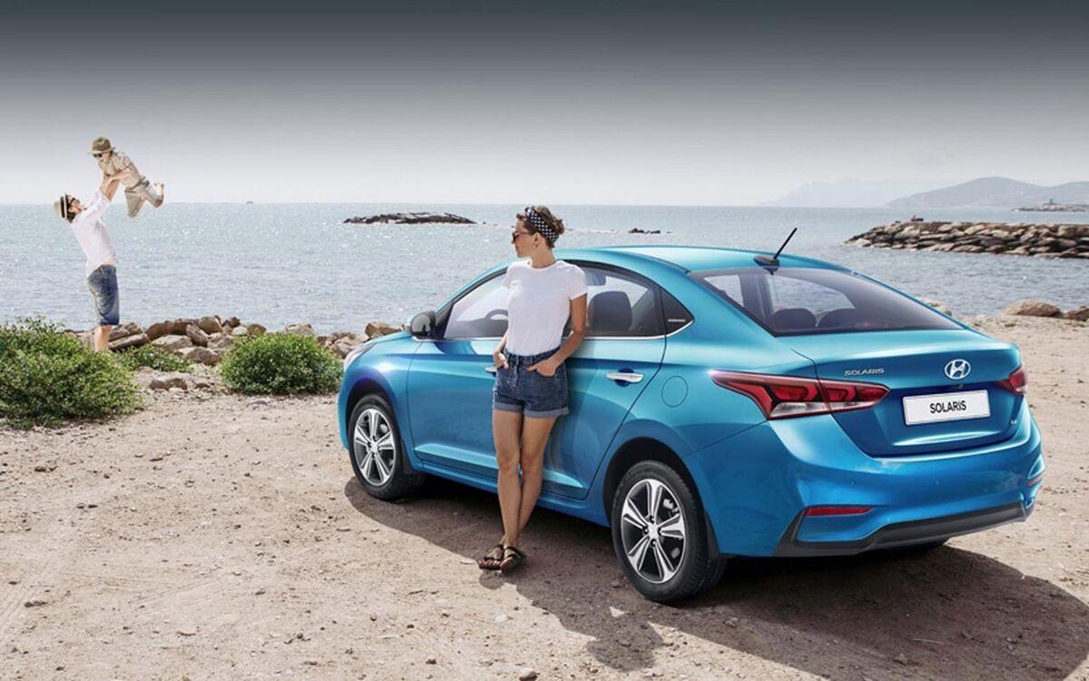 Прокат авто Hyundai Solaris 2019 AT - фото 6