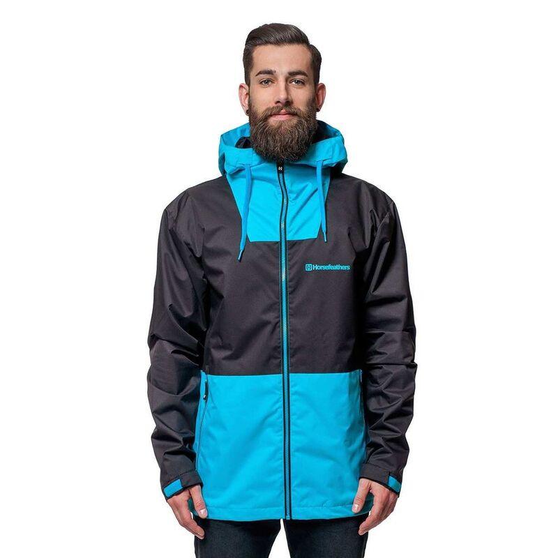 Спортивная одежда Horsefeathers Куртка Cystal-Two-Tone черный синий SM629C3 - фото 1