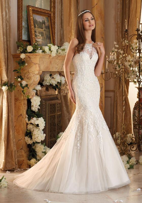 Свадебное платье напрокат Mori Lee Платье свадебное 5462 - фото 1