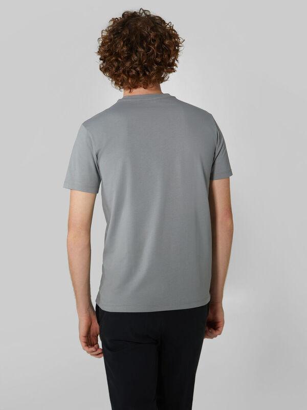 Кофта, рубашка, футболка мужская Trussardi Футболка мужская 52T00311-1T003605 - фото 2