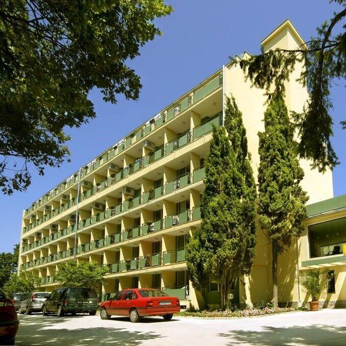 Туристическое агентство EcoTravel Пляжный авиатур в Болгарию, Золотые пески, Tintyava Park Hotel 3* - фото 1