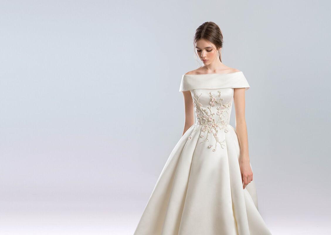 Свадебный салон Papilio Свадебное платье «Сакура» - фото 1