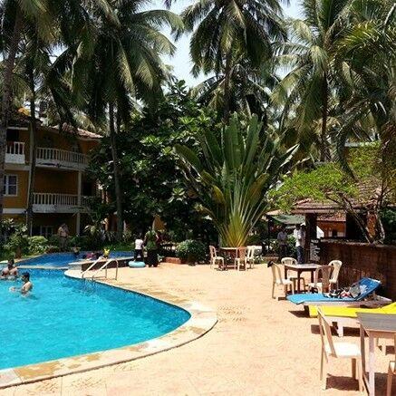 Туристическое агентство Клеопатра-тур Пляжный авиатур в Индию, Гоа, Palm Resort 2* - фото 1
