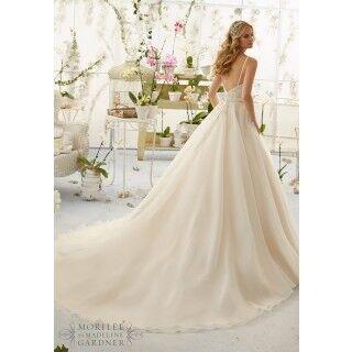 Свадебное платье напрокат Mori Lee Платье свадебное 2824 - фото 2