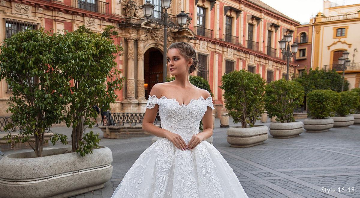 Свадебный салон Giovanna Alessandro Cinderella Свадебное платье - фото 2