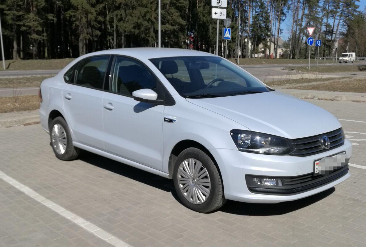 Прокат авто Volkswagen Polo АТ - фото 2