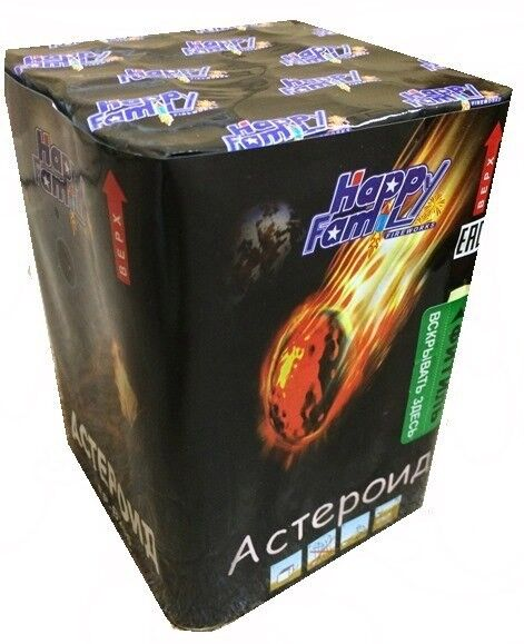 Фейерверк ТК сервис Фейерверк TKB 316 «Астероид» FP-B206 - фото 1