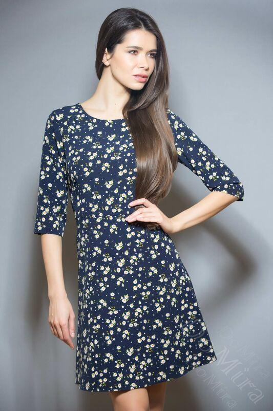 Платье женское DoMira Платье М-01-359К - фото 2