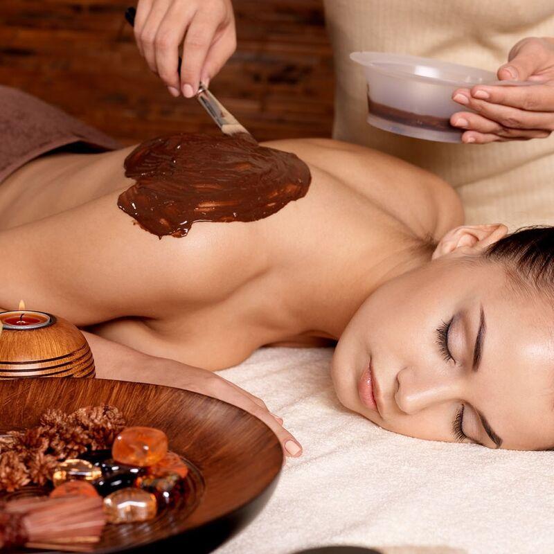 Магазин подарочных сертификатов Egoist&ka Подарочный сертификат «Шоколадный рай» на шоколадное обертывание - фото 1