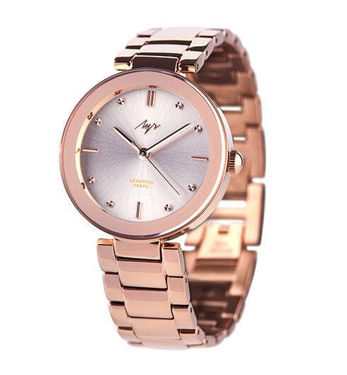 Часы Луч Женские часы «Metallic» 940027611 - фото 2