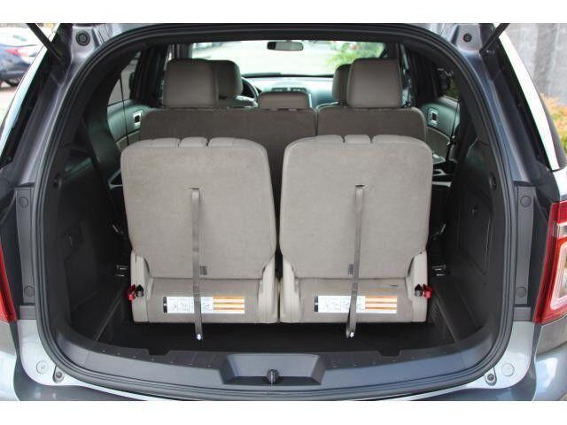 Аренда авто Ford Explorer XLT 2014 г.в. - фото 7