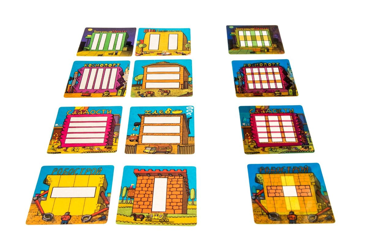 Подарок на Новый год Банда умников Игра настольная «Много-Много» - фото 8