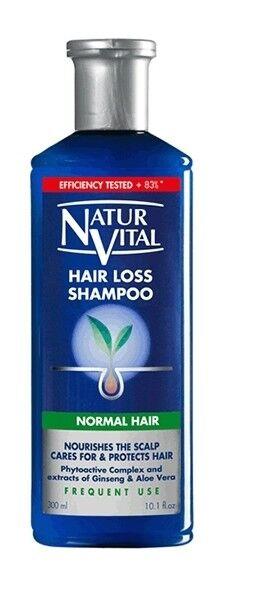 Уход за волосами Natur Vital Шампунь против выпадения для нормальных волос Hair Loss Shampoo Normal Hair - фото 1