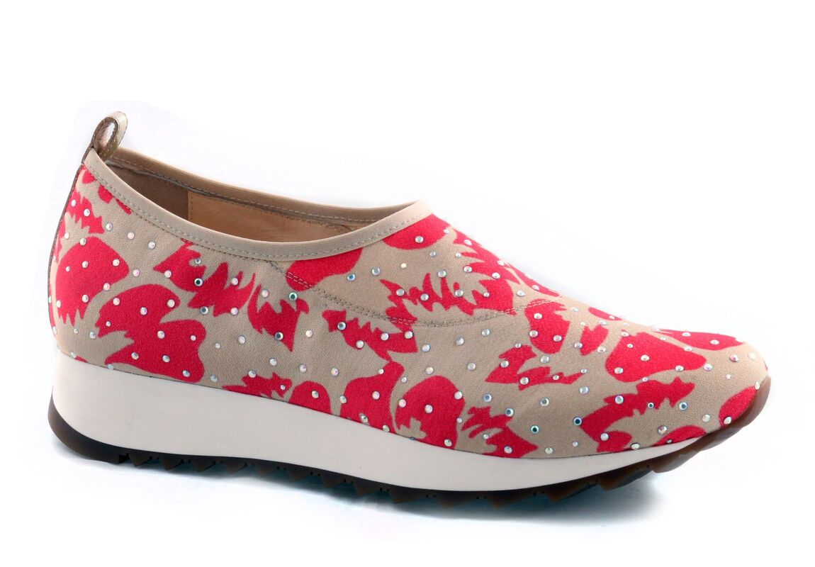 Обувь женская Loriblu Кроссовки женские 2039 - фото 1