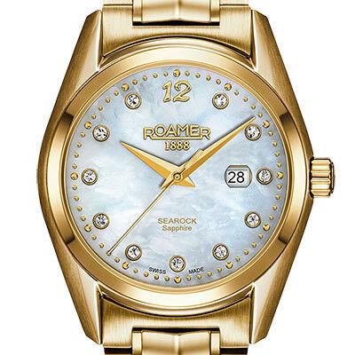 Часы Roamer Наручные часы 203844 48 19 20 - фото 1