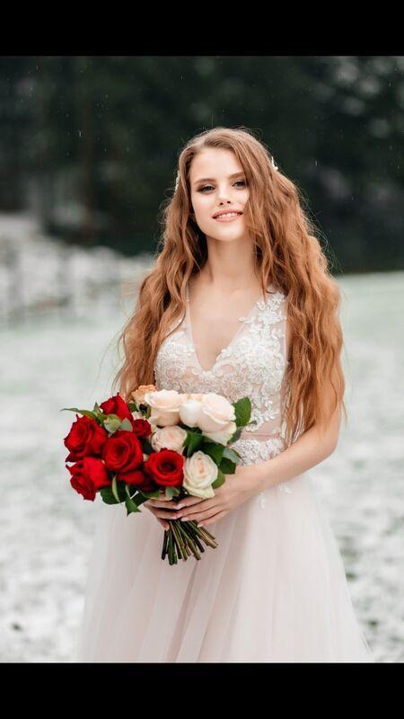 Свадебное платье напрокат Vanilla room Платье свадебное Роуз - фото 3
