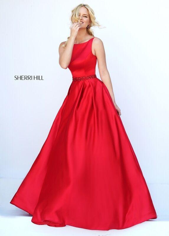 Вечернее платье Sherri Hill Вечернее платье 50502 - фото 2