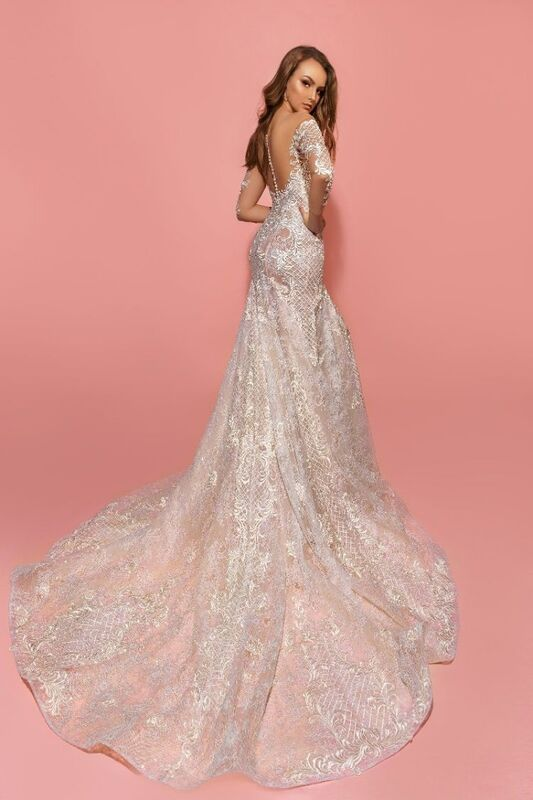 Свадебный салон Eva Lendel Свадебное платье Kim - фото 3