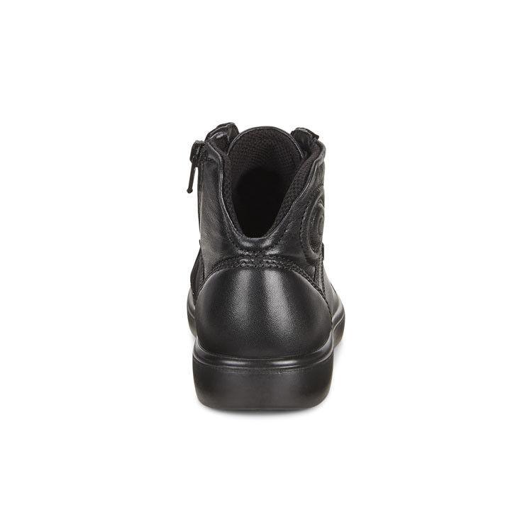 Обувь детская ECCO Кеды высокие S7 TEEN 780003/51052 - фото 5