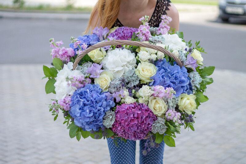 Магазин цветов Cvetok.by Букет «Ягодный фреш» - фото 1
