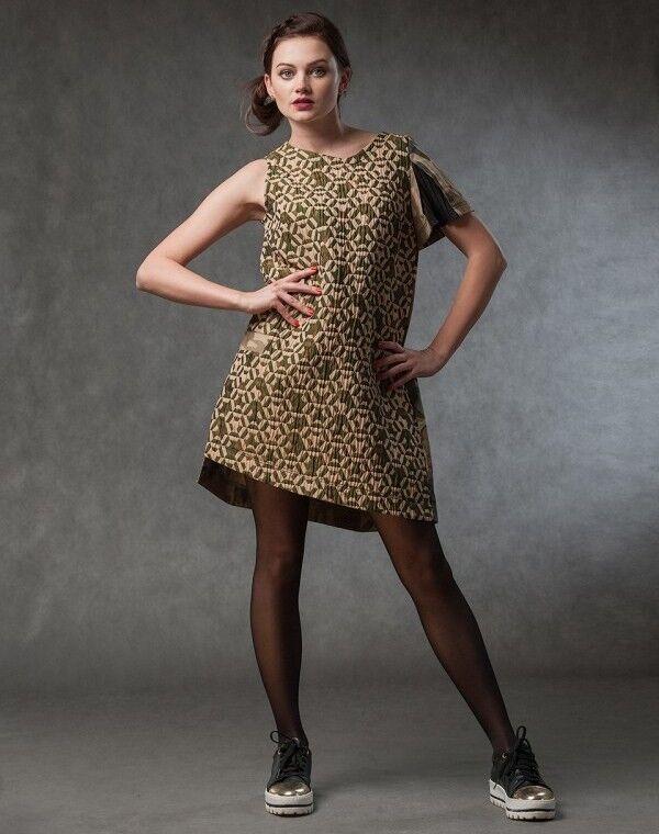 Платье женское MISUTERI Платье Suribu Green MSS0017 - фото 1