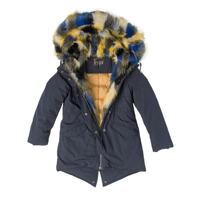 Верхняя одежда детская TRE API Куртка для девочки Z1394 T - фото 3