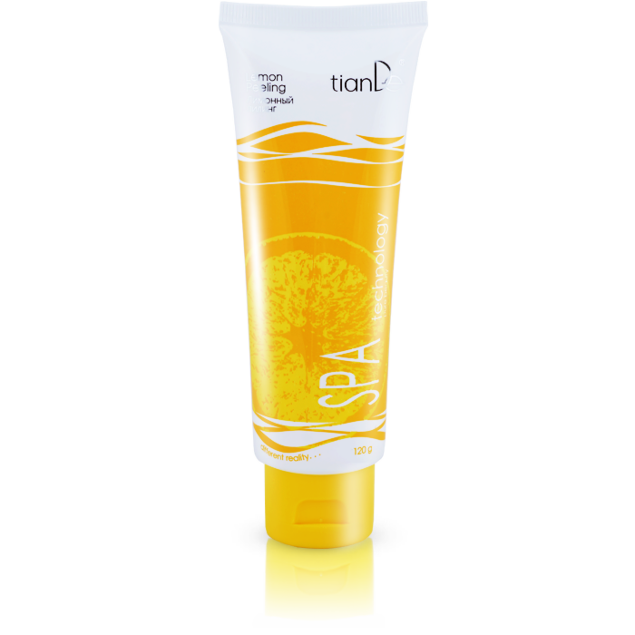 Уход за лицом tianDe Лимонный пилинг SPA technology - фото 1