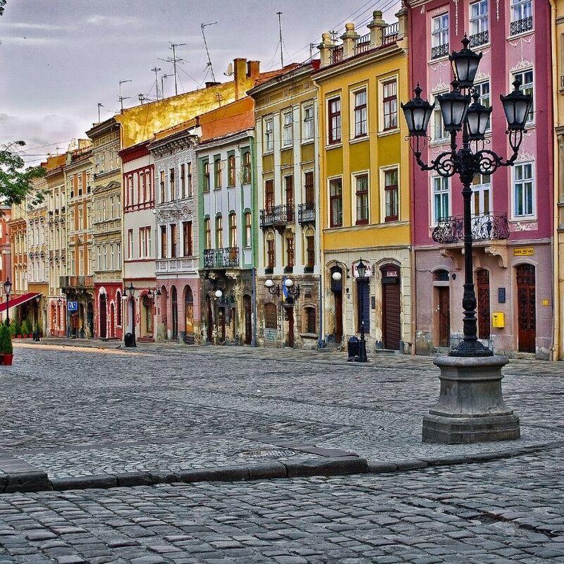 Туристическое агентство Никатур Автобусный экскурсионный тур  «Легенды древнего Львова» - фото 1