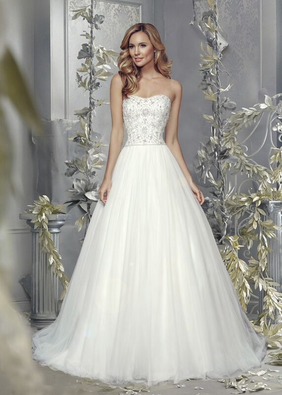 Свадебное платье напрокат Mia Solano Платье свадебное «Brittany» - фото 1
