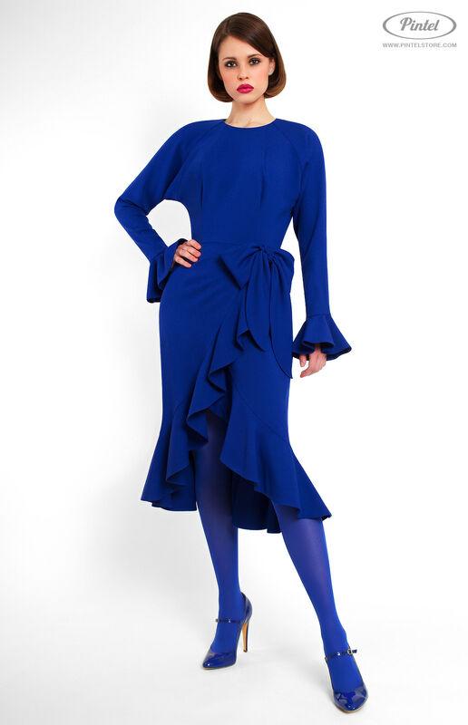 Платье женское Pintel™ Приталенное платье Estebaá - фото 1