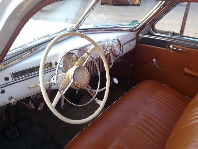 Прокат авто ГАЗ 12 ЗИМ белый - фото 4